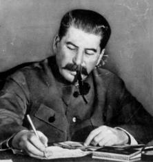 Stalin Arbeitszimmer