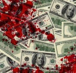 blutige Dollars