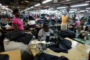 Frauenarbeit Haiti
