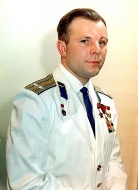 Gagarinportrait