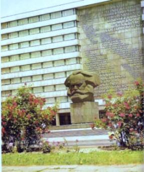 Marxdenkmal