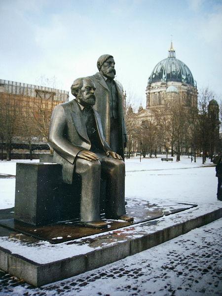 Marx&Engels Berlin