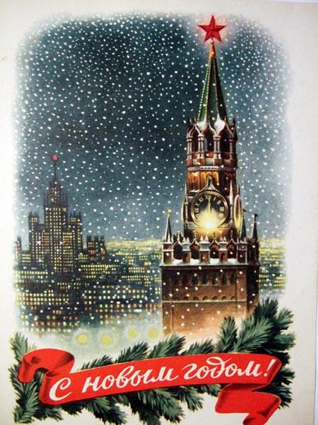 Neujahr_Moskau