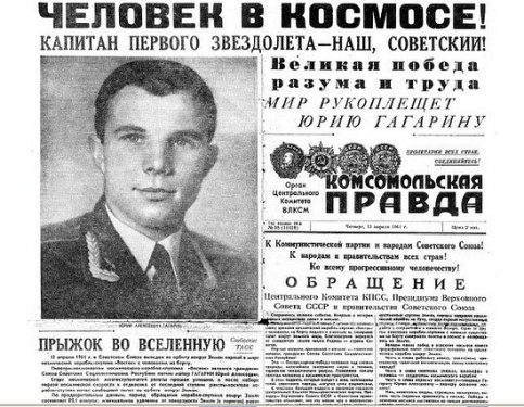 Prawda Gagarin