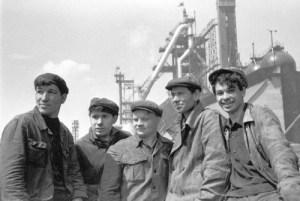 sowjetische Arbeiterklasse