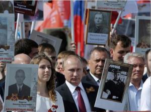 Putin Befreiung