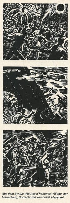 Masereel Routes