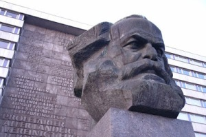 marx-statue-east-germany
