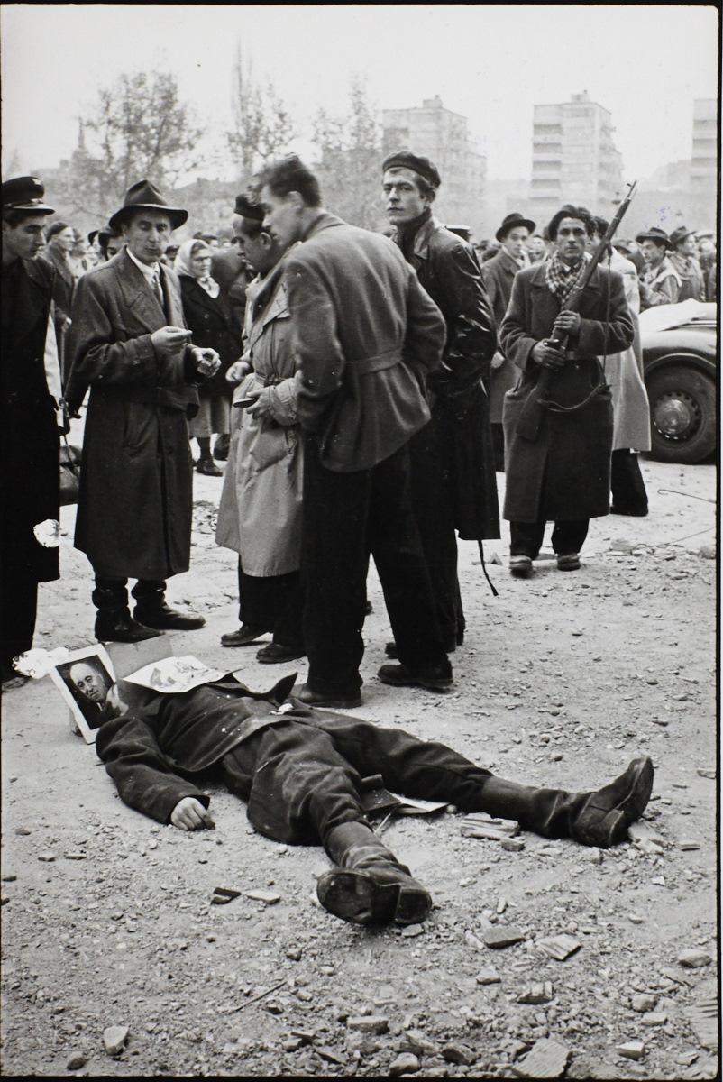 1956 Ungarn