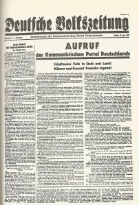 Aufruf KPD 1945