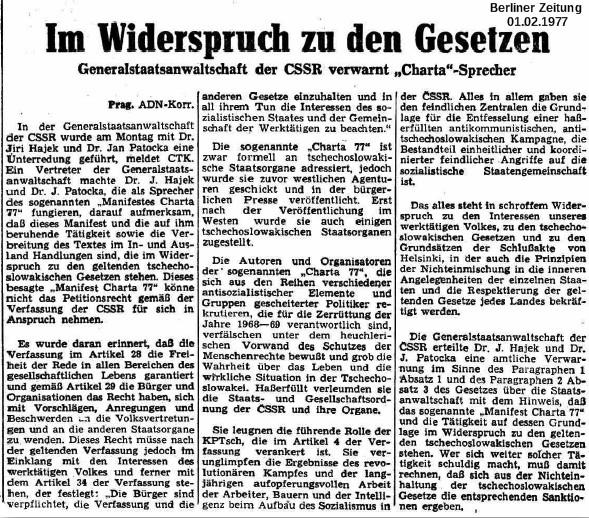 770201 Berliner Ztg Charta77