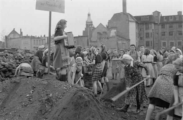 32. Dresden Juni 1945