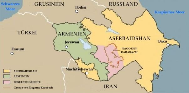 KarteAserbajdshan