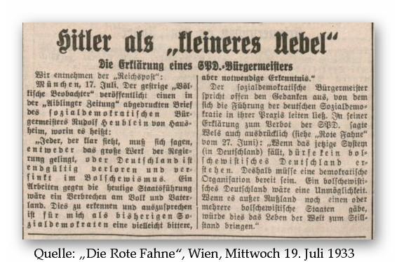 330719 DRF Hitler das kleinere Übel