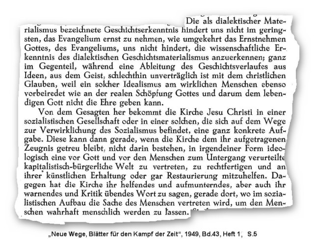 Neue Wege 1949-5