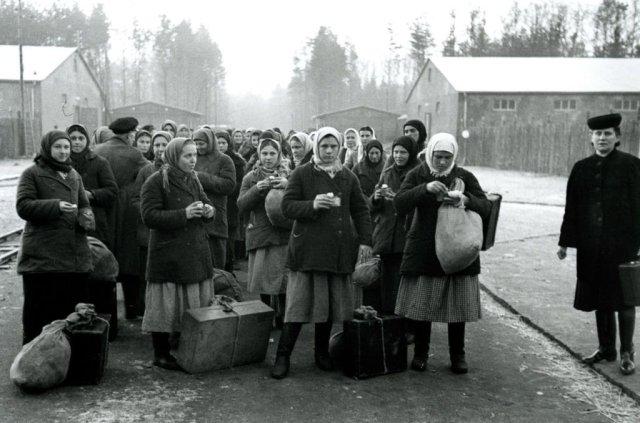Zwangsarbeiterinnen