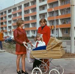 DDR-Kinderwagen