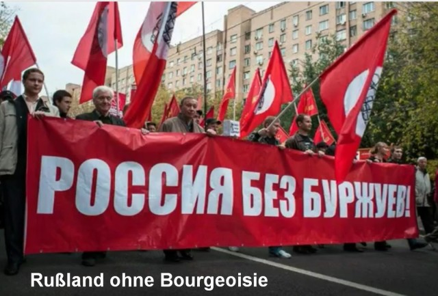 RU ohne Bourgeoisie