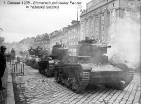Polnische Panzer 1938
