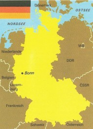 WestdeutschlandKarte