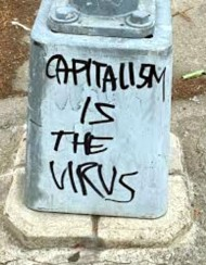 capitalism is the virus