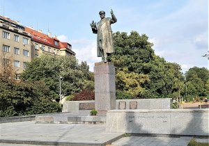 Denkmal Konew