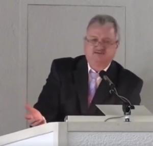 Pfarrer Tscharntke