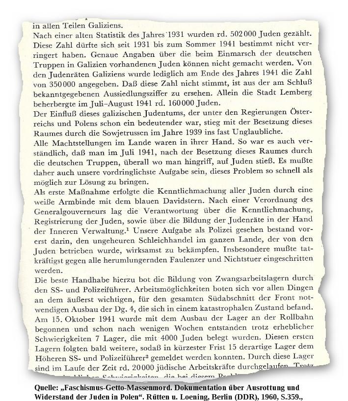 Getto-Massenmord Seite 359