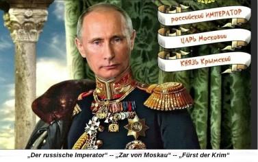 Der russische Imperator