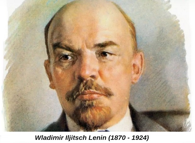 Lenin Zeichnung
