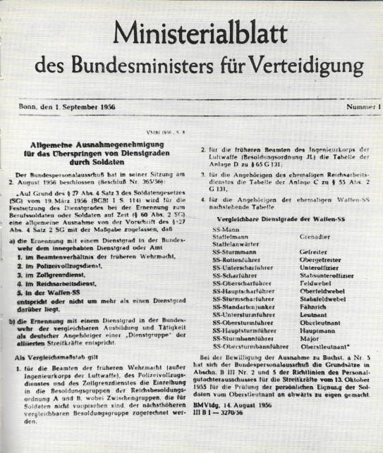 Frank Ministerialblatt