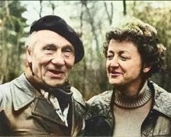 Irene und Ernst Busch